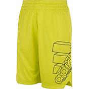 adidas Boys' AEROREADY 3D Outline Badge of Sport Shorts