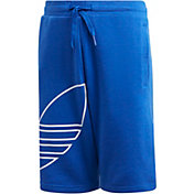 adidas Originals Boys' Big Trefoil Shorts
