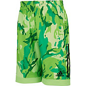 adidas Boys' AEROREADY Core Camo Shorts