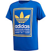 adidas Originals Men's Block Graphic T-Shirt