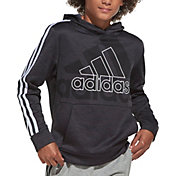 adidas Boys' Statement Badge of Sport Pullover Hoodie