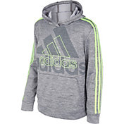 adidas Boys' Statement Badge of Sport Pullover Hoodie