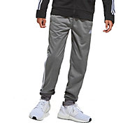adidas Boys' 3-Stripes Tricot Joggers