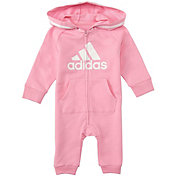 adidas Infant Girls' French Terry Onesie