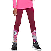 adidas Girls' Marble Block Tights