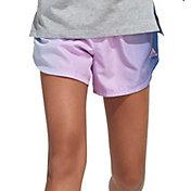 adidas Girls' Woven Shorts