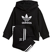 adidas Infant/Toddler Two-Piece Treefoil Hoodie Set