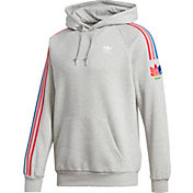 adidas Originals Men's 3D Trefoil 3-Stripes Hoodie