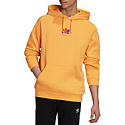 adidas Originals Men's 3D Trefoil Graphic Hoodie