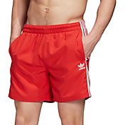 adidas Men's 3-Stripe Woven Training Shorts