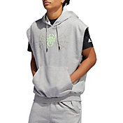 adidas Men's Donovan Mitchell D.O.N. Issue #2 Sleeveless Hoodie