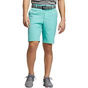 adidas Men's Ultimate365 Pine Print Golf Shorts