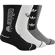 adidas Originals Men's Billboard Crew Socks 3-Pack
