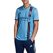 adidas Men's New York City FC '19 Primary Authentic Jersey