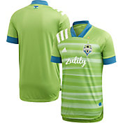 adidas Men's Seattle Sounders '20 Primary Authentic Jersey