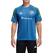 adidas Men's Seattle Sounders Teal Training Jersey