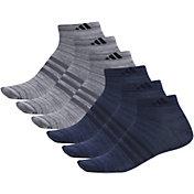 adidas Men's Superlite II Low Cut Socks 6 Pack