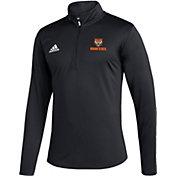 adidas Men's Idaho State Bengals Under Black Quarter-Zip Pullover