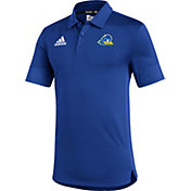 adidas Men's Delaware Fightin' Blue Hens Blue Under the Lights Coaches Sideline Polo