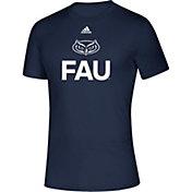 adidas Men's Florida Atlantic Owls Creator Blue T-Shirt