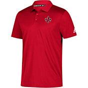 adidas Men's Louisiana-Lafayette Ragin' Cajuns Grind Red Polo