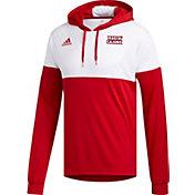 adidas Men's Louisiana-Lafayette Ragin' Cajuns Red Legend Shooter Long Sleeve Shirt
