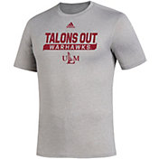 adidas Men's Louisiana-Monroe Warhawks Creator Grey T-Shirt
