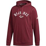 adidas Men's Louisiana-Monroe Warhawks Maroon Fleece Hoodie