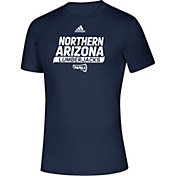 adidas Men's Northern Arizona Lumberjacks Creator Blue T-Shirt