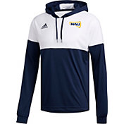 adidas Men's Northern Arizona Lumberjacks Blue Legend Shooter Long Sleeve Shirt