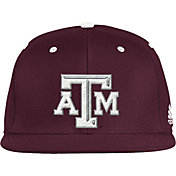 adidas Men's Texas A&M Aggies Maroon Fitted Wool Baseball Hat