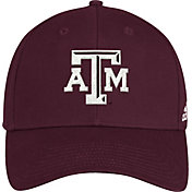adidas Men's Texas A&M Aggies Maroon Structured Wool Adjustable Hat