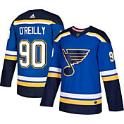 adidas Men's St. Louis Blues Ryan O'Reilly #90 Authentic Pro Home Jersey