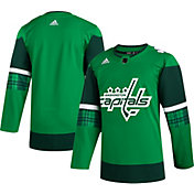 adidas Men's St. Patrick's Day Washington Capitals Authentic Pro Jersey
