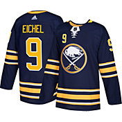 adidas Youth Buffalo Sabres Jack Eichel #9 Navy Authentic Home Jersey