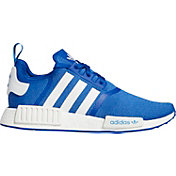 adidas Originals Men's NMD_R1 Shoes in Royal/White