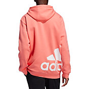 adidas Men's Post Game Badge Of Sport Hoodie