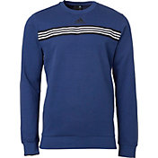 adidas Men's Post Game Lite Crewneck Sweatshirt