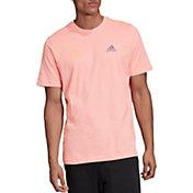 adidas Men's Snack Photo Short Sleeve T-Shirt
