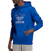 adidas Originals Men's Trefoil Outline Hoodie