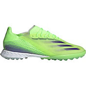 adidas Men's X Ghosted.1 Turf Soccer Cleats