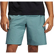 adidas Men's Axis 20 Woven Heathered Shorts