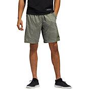 adidas Men's Axis Camo Jacquard Knit Shorts