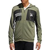 adidas Men's Axis Tech Full Zip Jacket