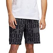 adidas Men's Allover Print Axis Woven Shorts