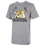 adidas Kids' All Here Heather T-Shirt