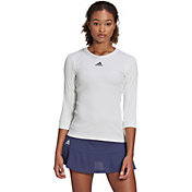 adidas Women's ¾ Sleeve Heat-RDY Tennis Shirt