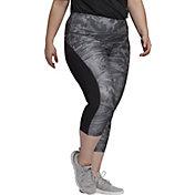 Adidas Women's U-4-U 7/8 Plus Size Tights