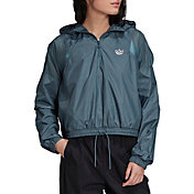 adidas Women's Bellista Cropped Windbreaker Jacket