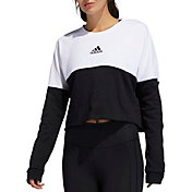 adidas Women's Cold Clash Crew Sweatshirt
